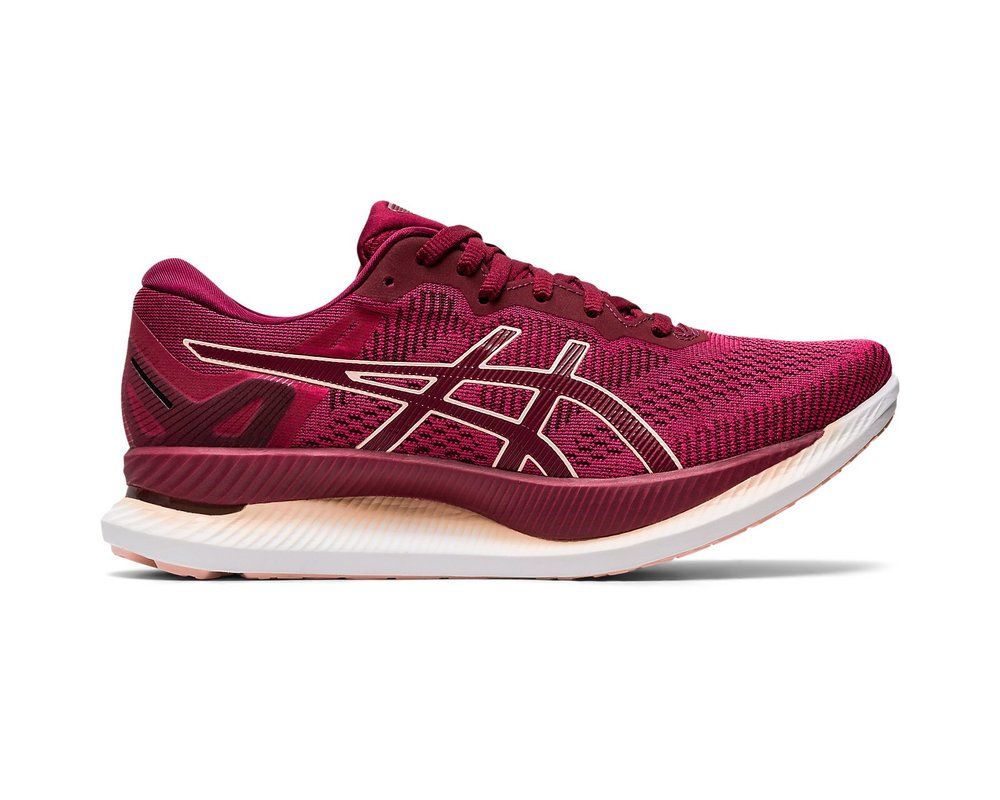Asics Glideride women rose petal/ breeze