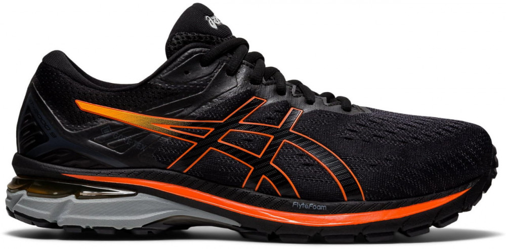 Asics GT-2000 G-TX black/marigold orange